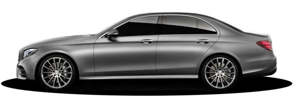 Rendering profilo Mercedes-Benz Classe E 2016